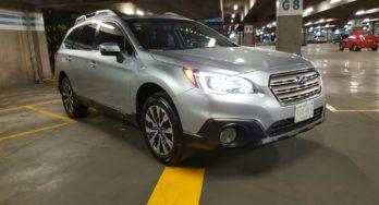 Subaru Outback 2017, potencia, seguridad y calidad