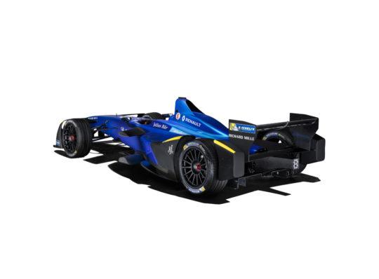 Renault Sports Racing en el Campeonato FIA Fórmula E