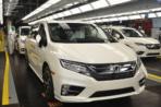 Inicia producción de Honda Odyssey 2018