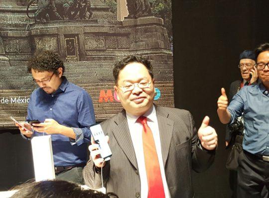 Samsung Galaxy S8 llega a México; redefine el concepto de teléfono inteligente