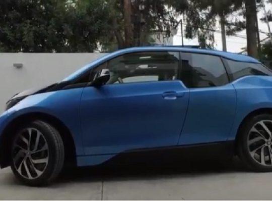 El Placer de Conducir – BMW i3
