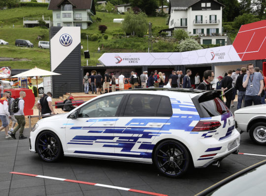 VW revela nuevos modelos del GTI