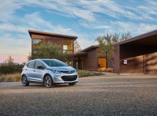 Chevrolet Bolt EV: listo para electrificar el mercado mexicano
