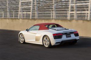 R8 Spyder, TTRS & RS3