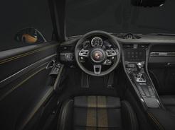 Porsche 911 S inter