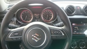 Suzuki Swift inter