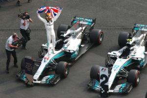 Formel 1 - Mercedes-AMG Petronas Motorsport, Großer Preis von Mexiko 2017. Lewis Hamilton, Valtteri Bottas Formula One - Mercedes-AMG Petronas Motorsport, Mexico GP 2017. Lewis Hamilton, Valtteri Bottas