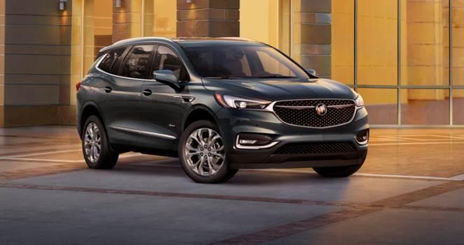 Buick Enclave lista para el mercado mexicano