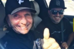 Emerson Fittipaldi y su experiencia de drifting con el KIA  Stinger