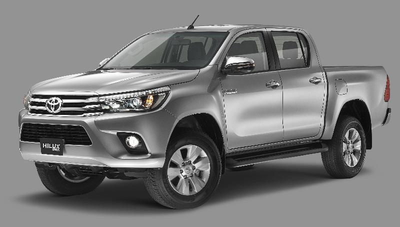 Toyota Hilux a