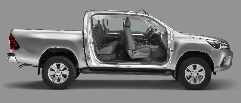 Toyota Hilux f