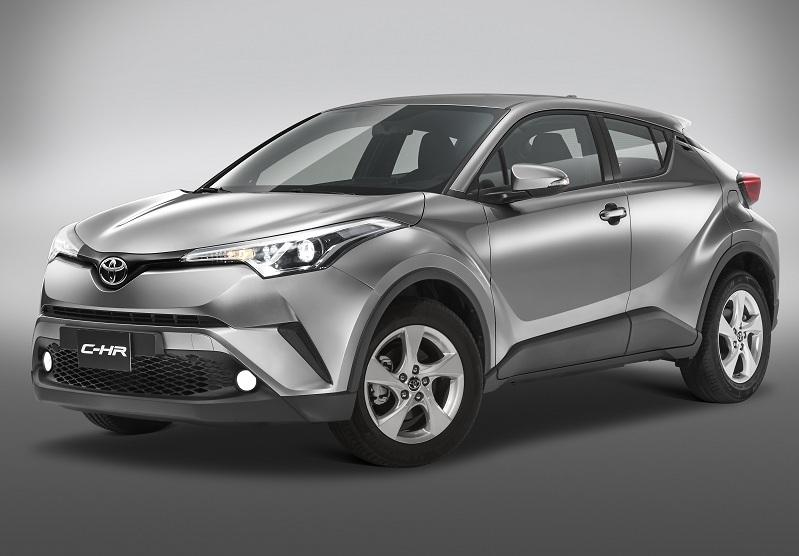 1 Toyota CHR
