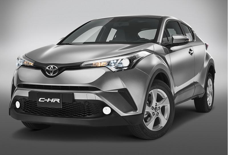 2 Toyota CHR