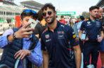 Daniel Ricciardo gana el Gran Premio de China