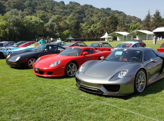 Más de 400 joyas automotrices en el Gran Concurso de la Elegancia de Autos Antiguos