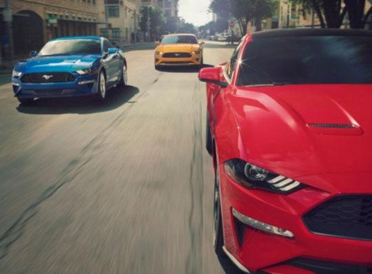 Ford Mustang celebra sus 54 años siendo el deportivo más vendido del mundo