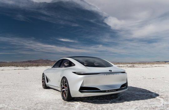 La tendencia de vehículos eléctricos