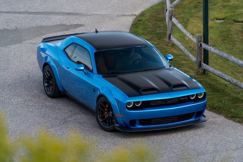 Dodge Challenger Srt Hellcat Redeye Widebody Carnews