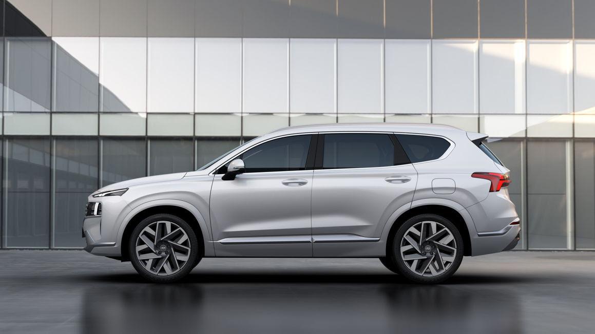 Hyundai Presenta El Diseno De La Nueva Suv Santa Fe Carnews