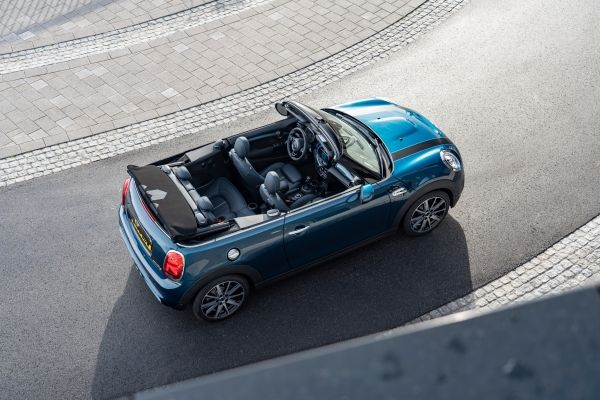 mini cooper s convertible sidewalk llega a mexico carnews carnews